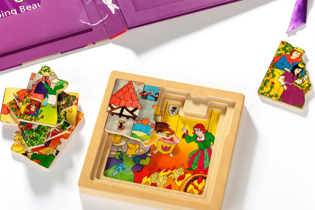 Holzspielwarendesign