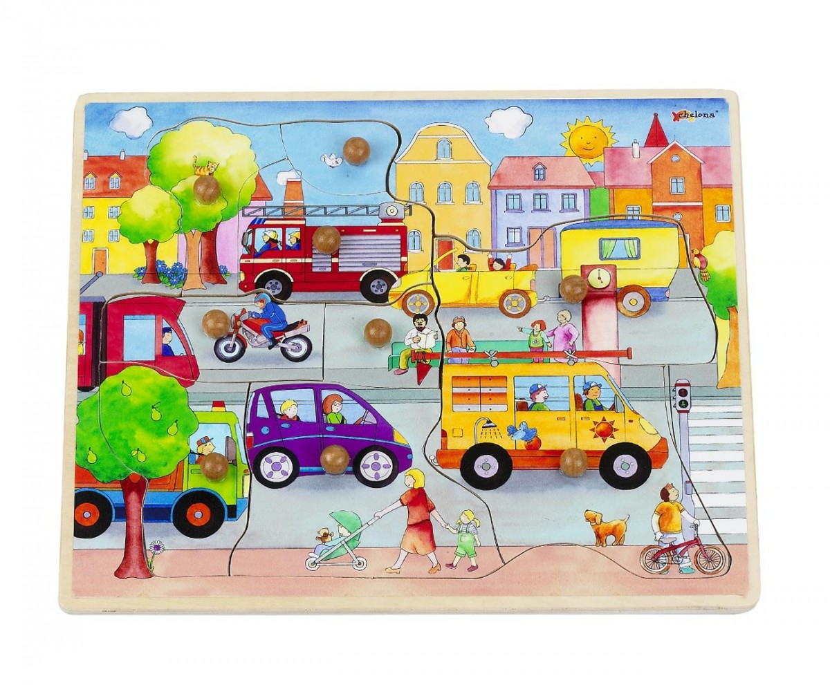 Wooden Toys, Traffic