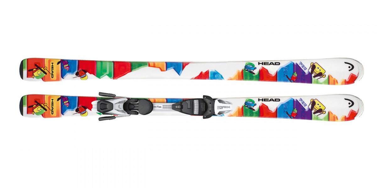 Skidesign für Kinder