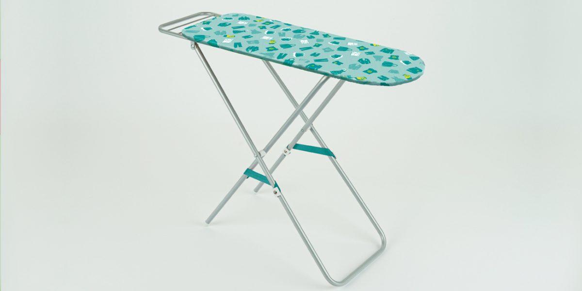 blatteins gestaltet Textildesign Bügelbrett Theo Klein Spielwaren Art. 6390