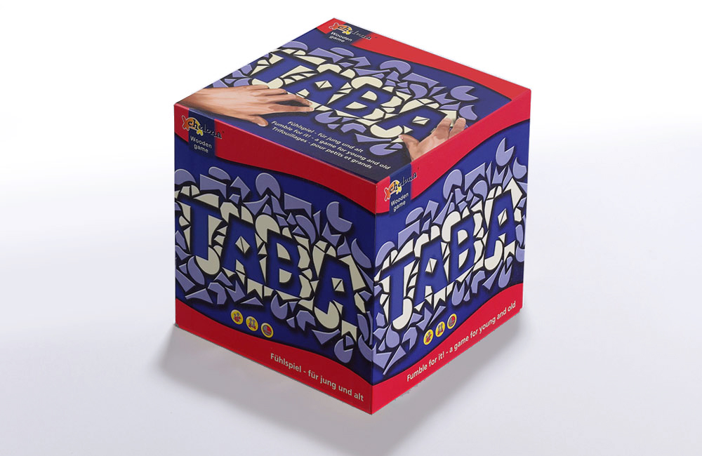 Taba, wooden toy
