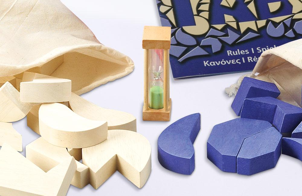 Taba das Fühlspiel, wooden toy